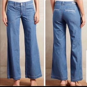 Anthropologie Pilcro Carpenter Jeans